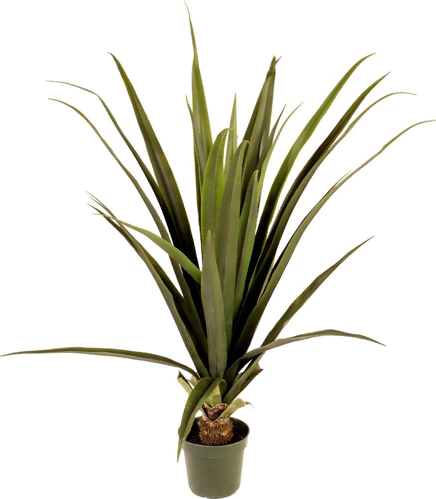 agave 145cm pf k nstliche pflanzen kunstpflanzen auch f r den au enbereich ebay. Black Bedroom Furniture Sets. Home Design Ideas