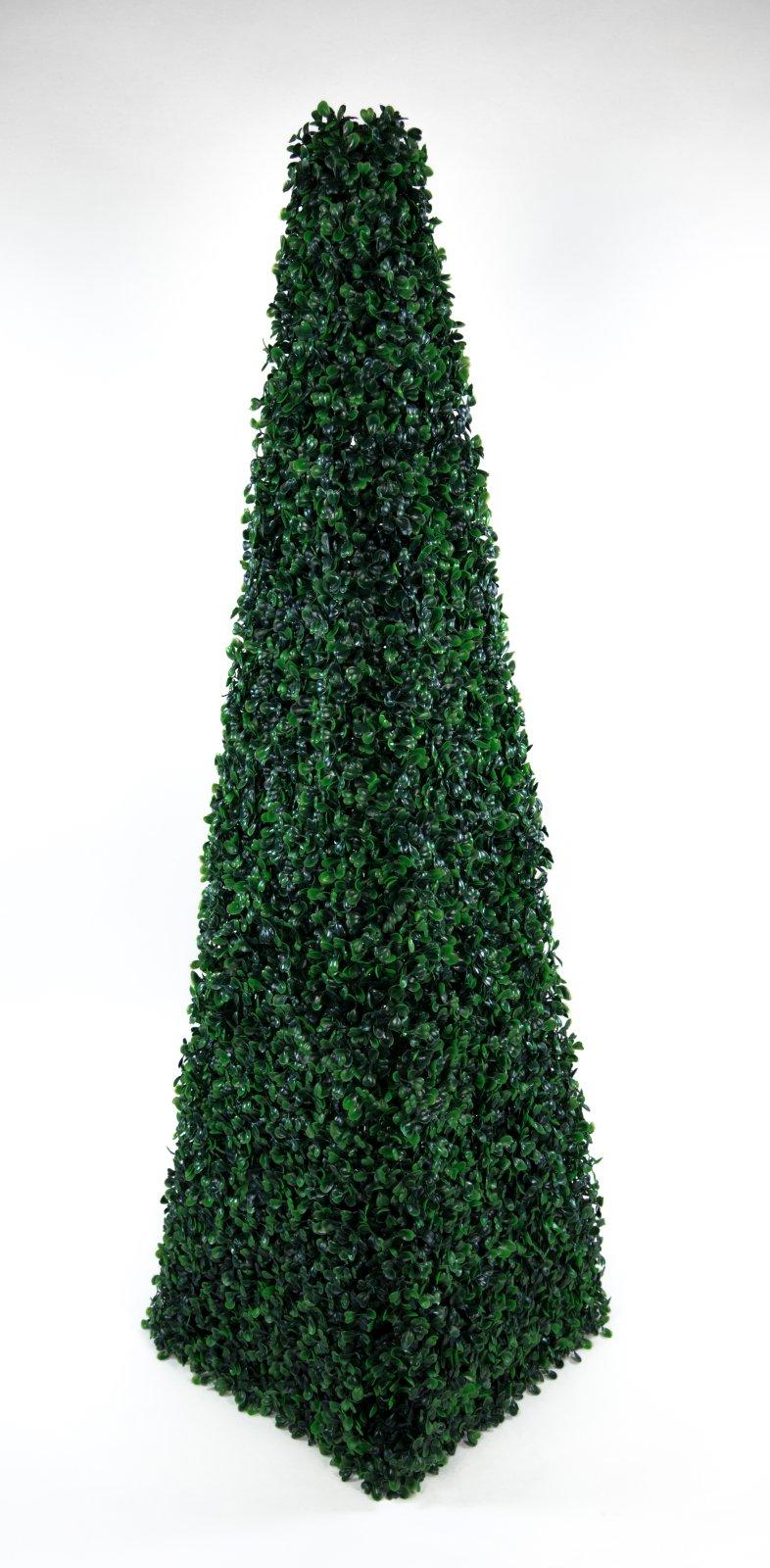 2 st ck buchspyramide 100cm k nstliche buchsbaumpyramide pflanzen kunstpflanzen ebay. Black Bedroom Furniture Sets. Home Design Ideas