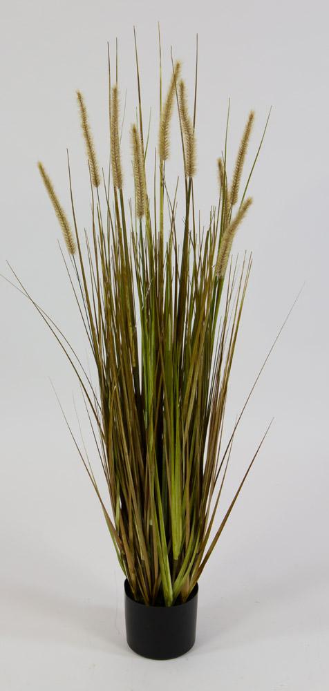 schilfgras pflanze 120cm ga kunstpflanzen k nstliche pflanzen gr ser gras schilf. Black Bedroom Furniture Sets. Home Design Ideas