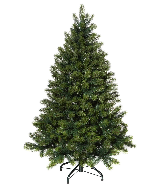 Edel tannenbaum luxus iii 120cm ga k nstlicher for Luxus weihnachtsbaum