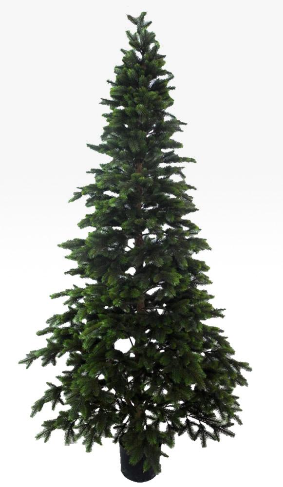 wald tannenbaum deluxe 210cm da k nstlicher weihnachtsbaum spritzguss kunststoff. Black Bedroom Furniture Sets. Home Design Ideas