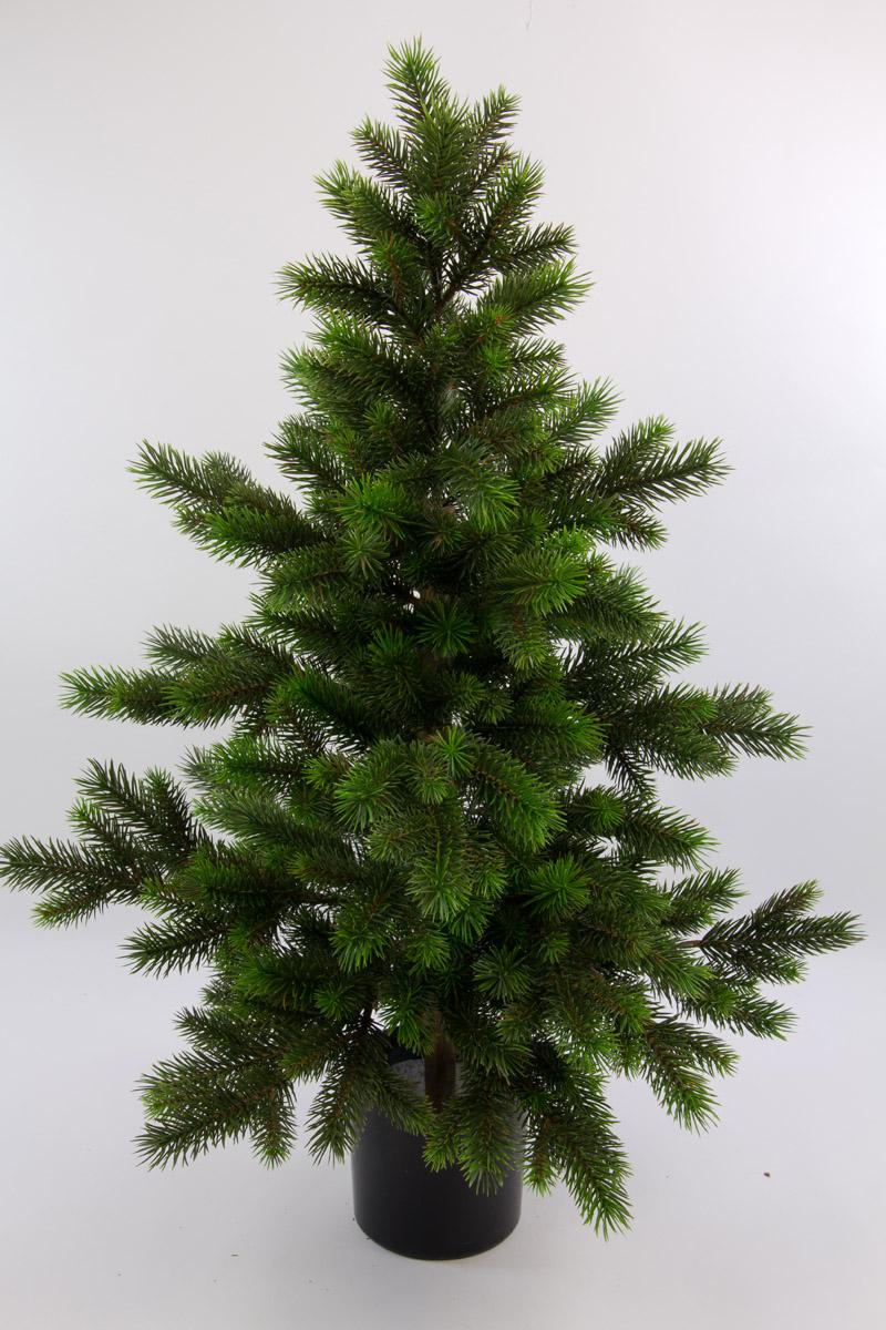 wald tannenbaum deluxe 80cm fi k nstlicher weihnachtsbaum kunststoff spritzguss ebay. Black Bedroom Furniture Sets. Home Design Ideas