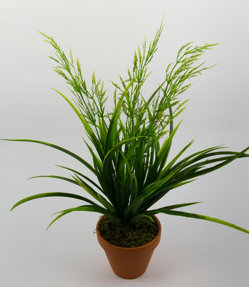 weizengrasbusch 48cm ft ohne topf kunstpflanzen k nstliche pflanzen grasbusch ebay. Black Bedroom Furniture Sets. Home Design Ideas