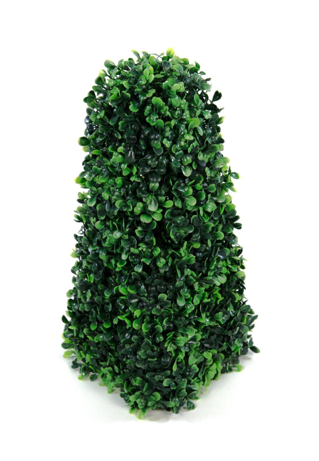 2 st ck buchspyramide 35cm k nstliche buchsbaumpyramide pflanzen kunstpflanzen ebay. Black Bedroom Furniture Sets. Home Design Ideas