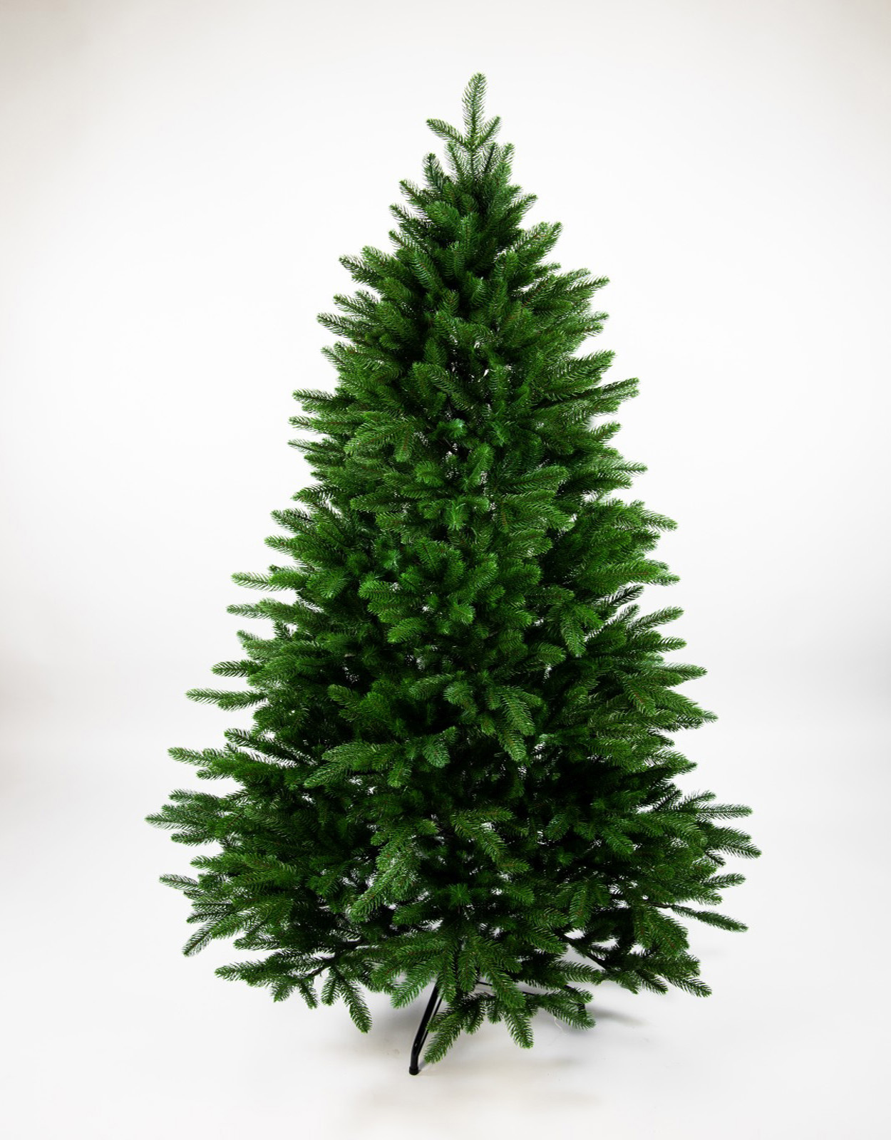 nordmanntanne 210cm k nstlicher weihnachtsbaum tannenbaum. Black Bedroom Furniture Sets. Home Design Ideas