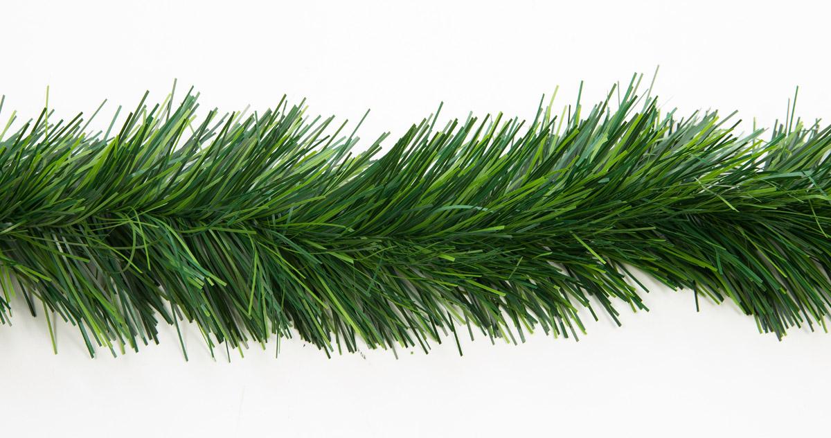 Grasgirlande grün Tannengirlande Weihnachtsdeko Gras Girlande 3 Meter Neu